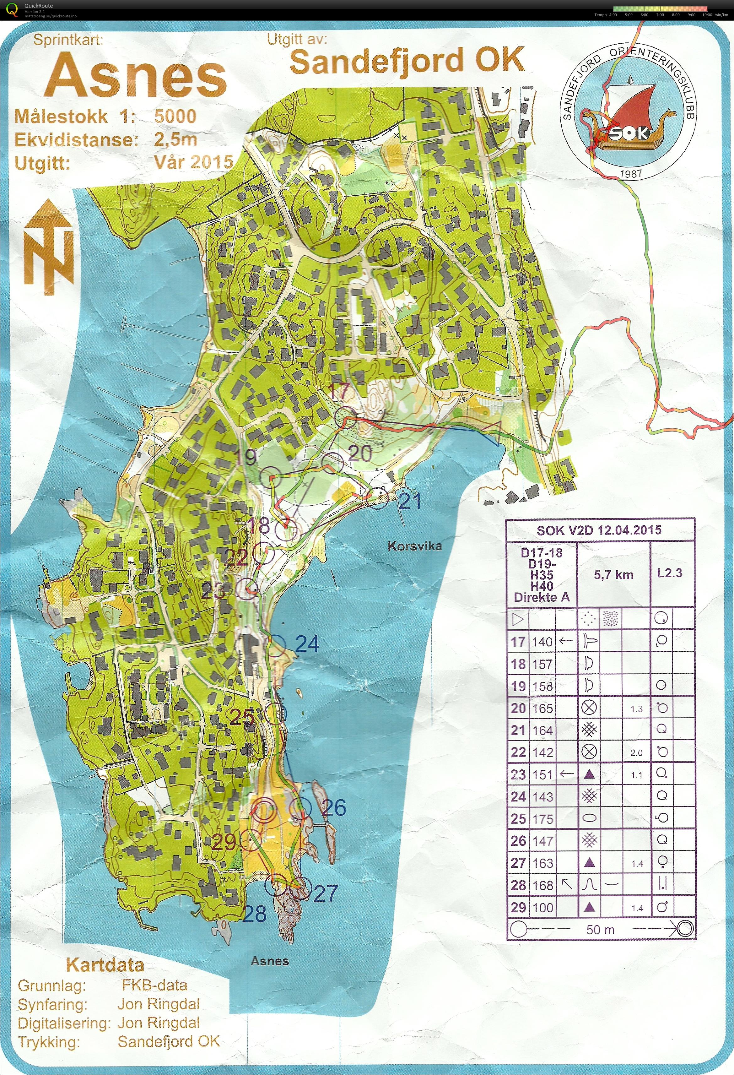 åsnes kart Mitt digitale veivalgsarkiv :: Vestfold 2 dagers mellomdistanse (3  åsnes kart