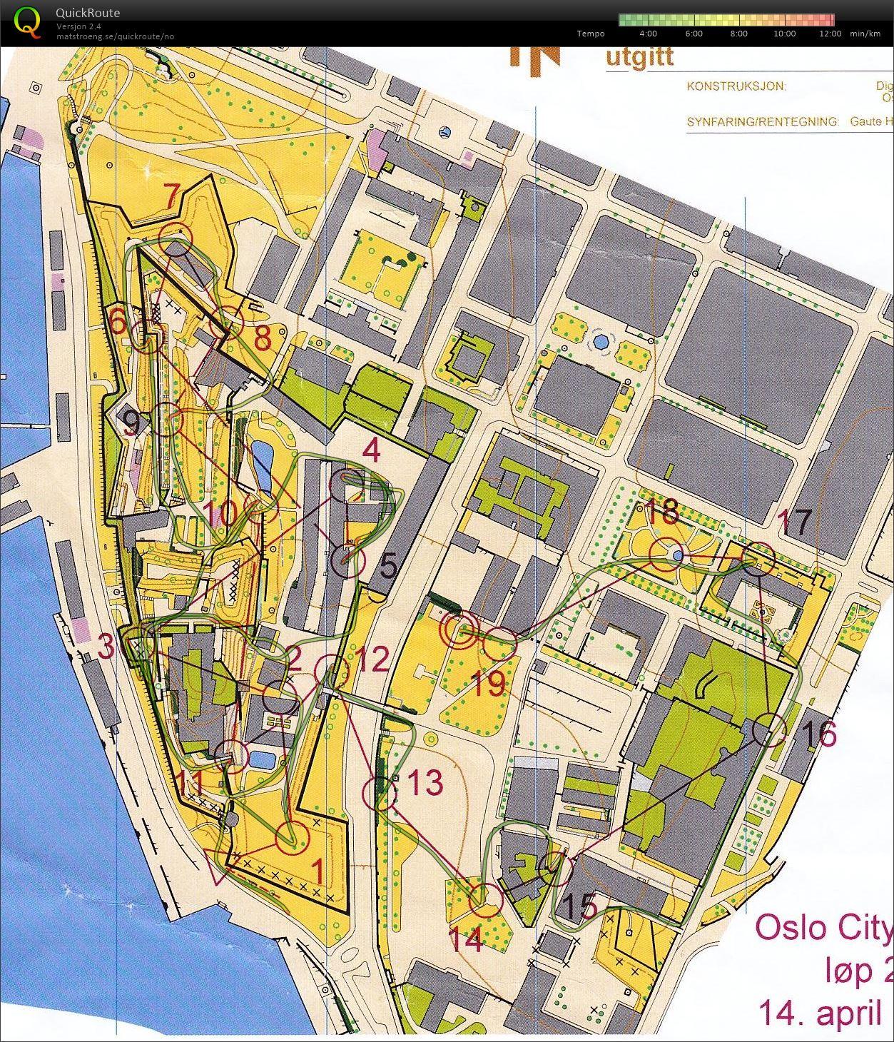 akershus festning kart Sander Arntzen sitt digitale veivalgsarkiv :: OCC 2 Akershus  akershus festning kart