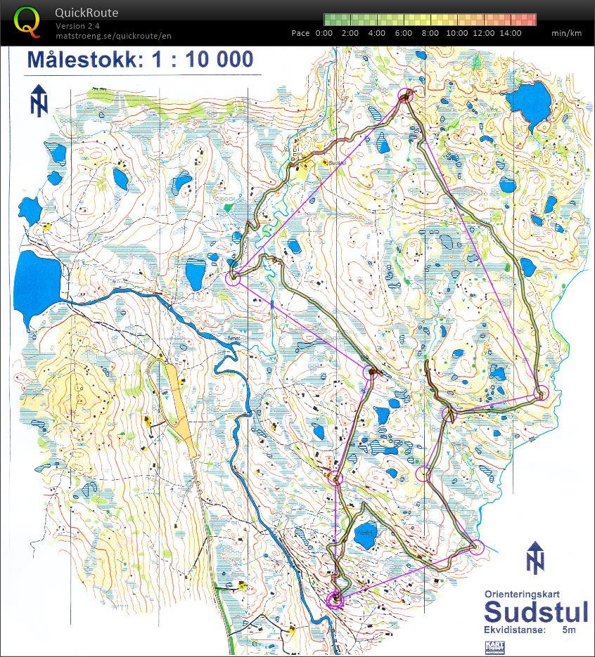 kart blefjell Mitt digitale veivalgsarkiv :: Natt ski o Blefjell (18.04.2014) kart blefjell